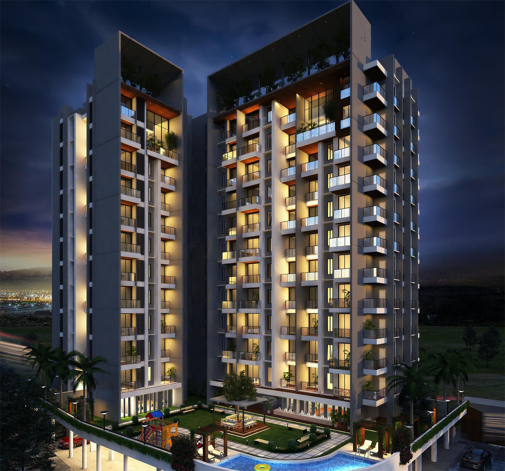 Thanekar Paradise In Badlapur East Mumbai Price