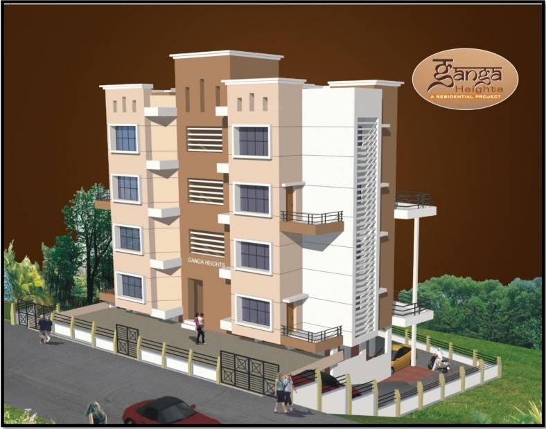 Images for Elevation of Avishkar Developers Ganga Heights