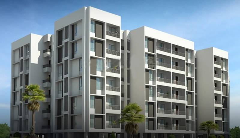 Images for Elevation of Aakriti Aquacity Tapti