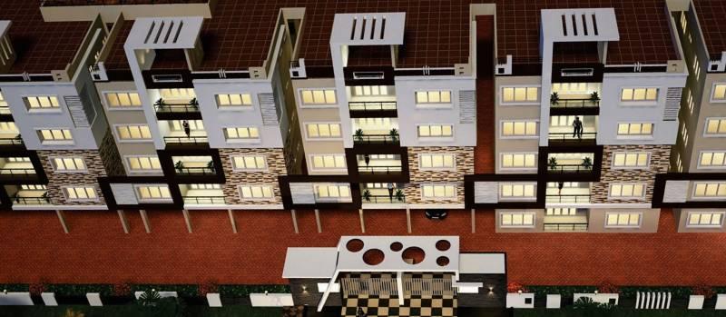 Images for Elevation of DEC Sukriti Apartment