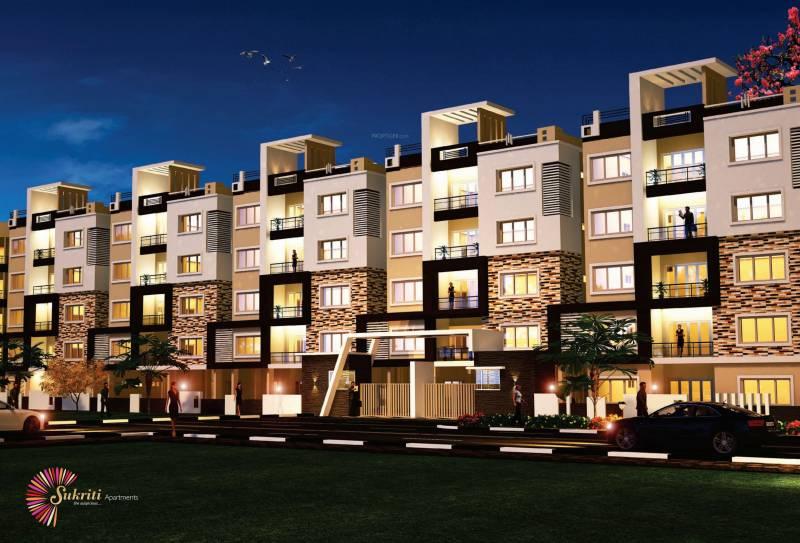 sukriti-apartment Images for Elevation of DEC Sukriti Apartment