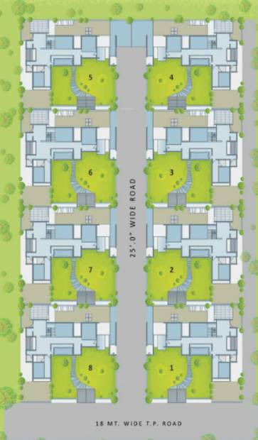 Images for Layout Plan of Dharmaja Shivesh 918