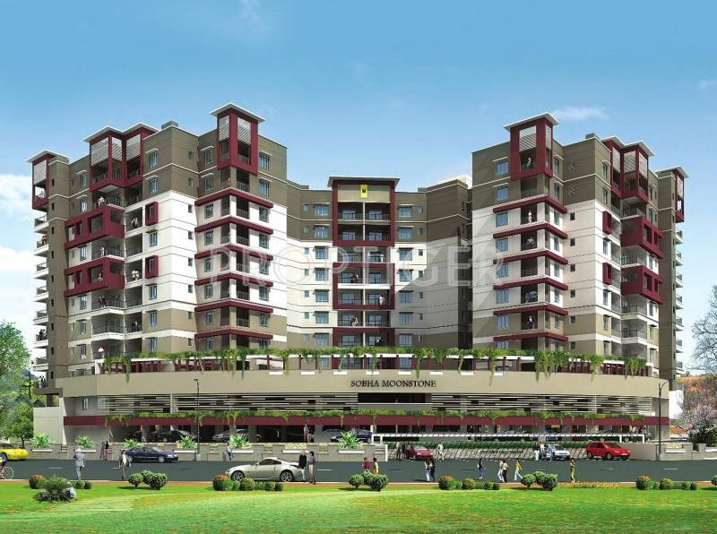 Images for Elevation of Sobha Moonstone