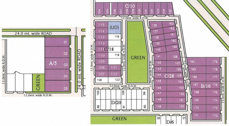 Images for Layout Plan of Unitech Ananda
