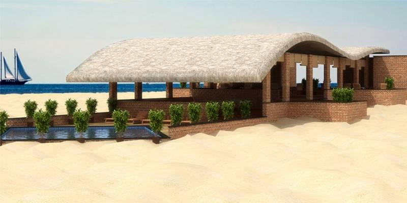 Images for Elevation of Manju Baruna Beach