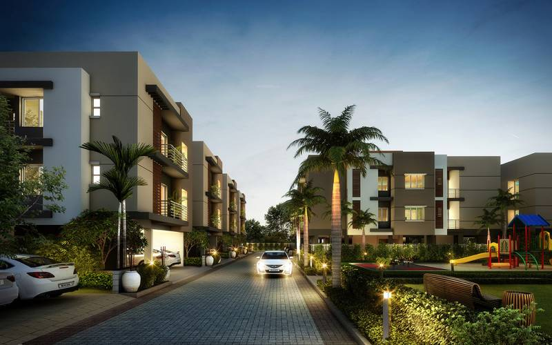 Images for Elevation of Jain Abhineet