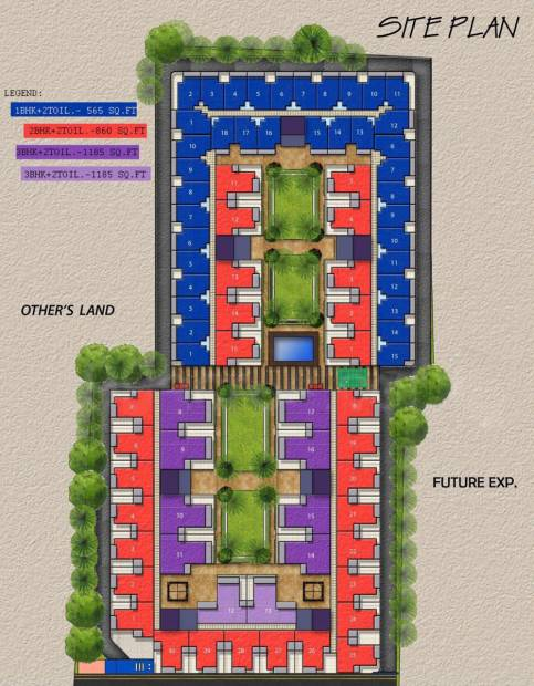 Images for Layout Plan of Kingson The Home