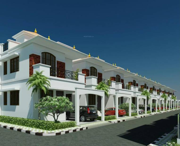 Images for Elevation of Amazze Greenpark
