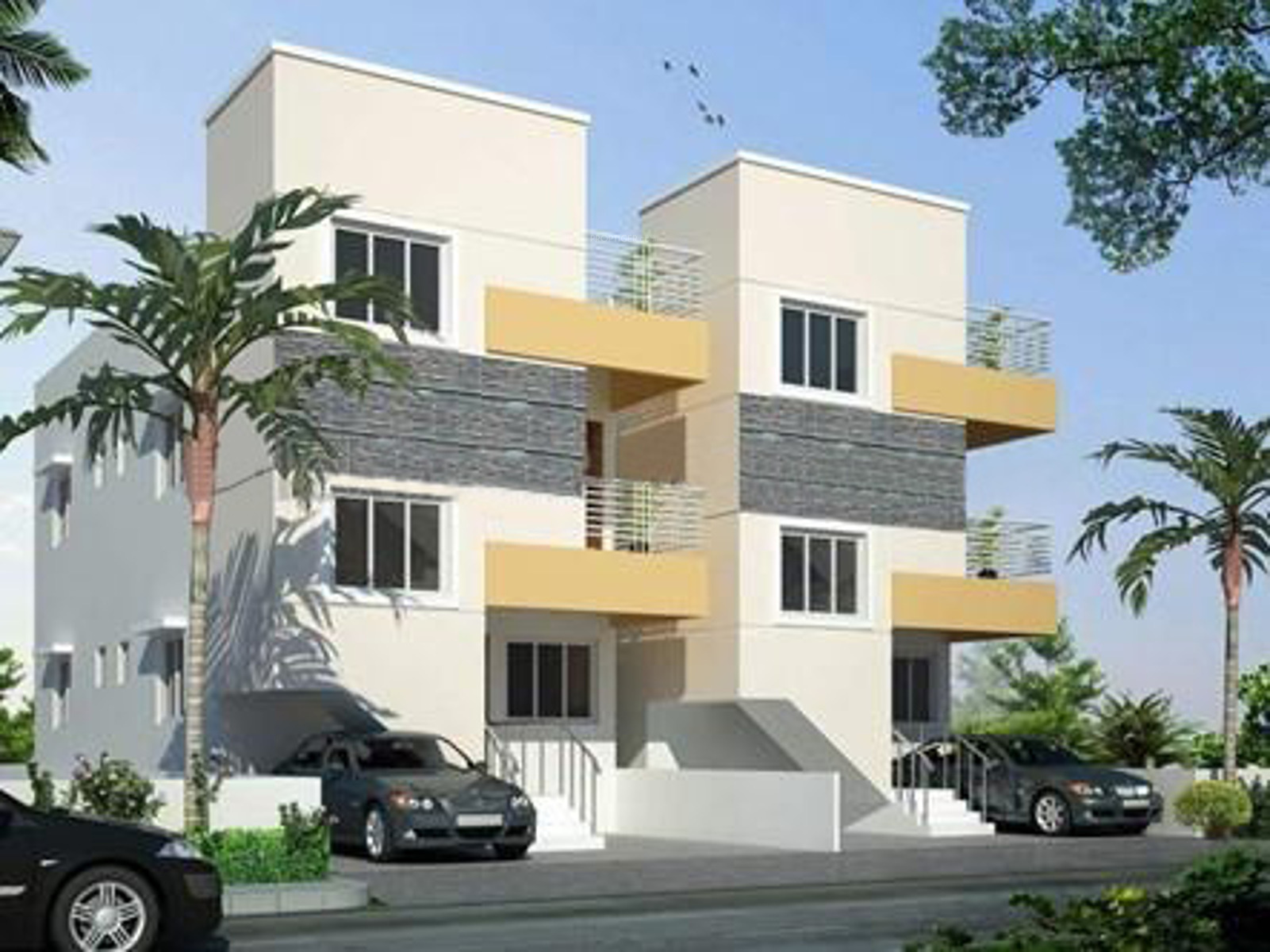 1200 sq ft 3 bhk 3t villa for sale in amazze greenpark for Greenpark villas 2 malagasang