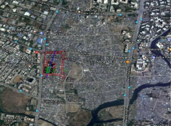 Images for Location Plan of Ruparel Optima Ph 1