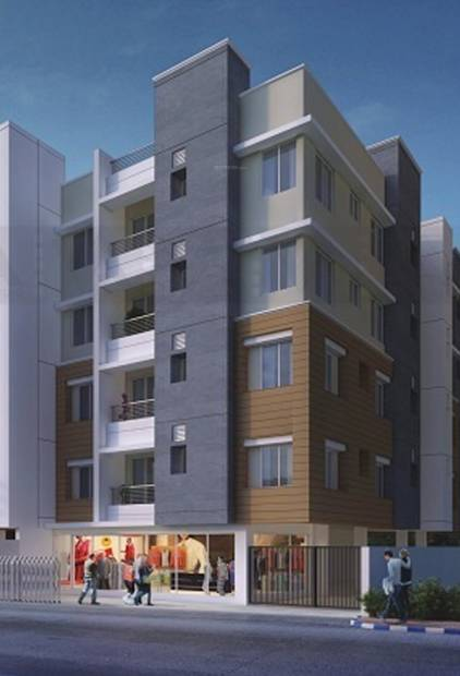 Images for Elevation of Agarwal Astitva Residency