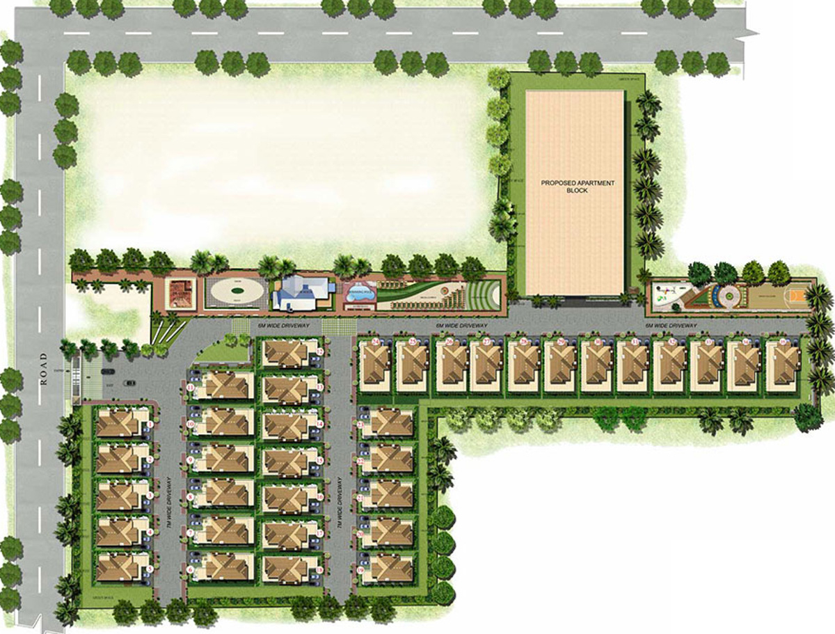 Cynosure Jyothi Woods In Whitefield Hope Farm Junction