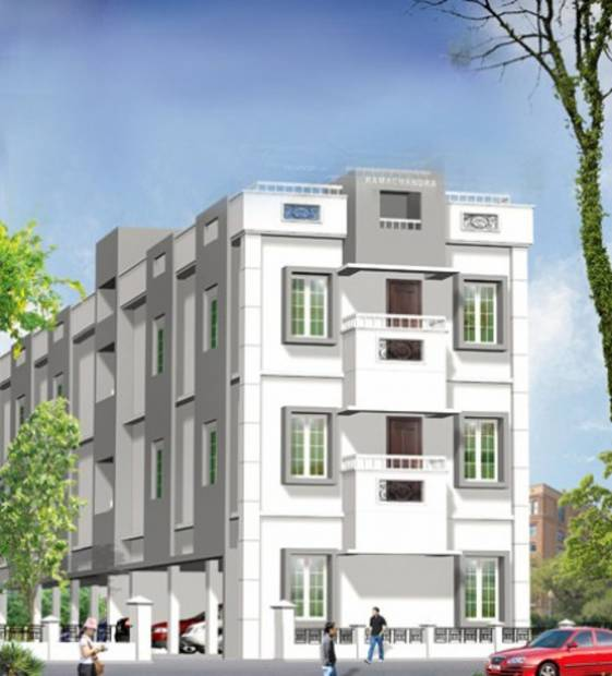 Images for Elevation of Krishna Ramchandra Residency