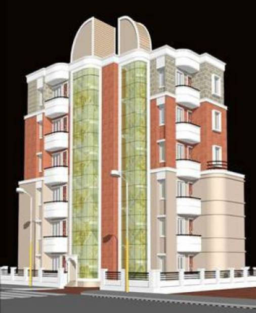 Images for Elevation of Krishna Sivapadam Apartments
