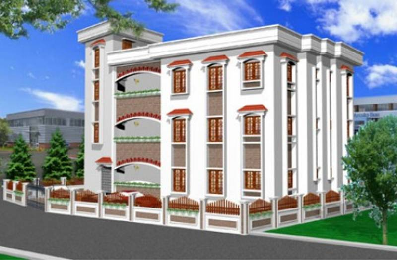 Images for Elevation of Krishna Kalyan Apartments