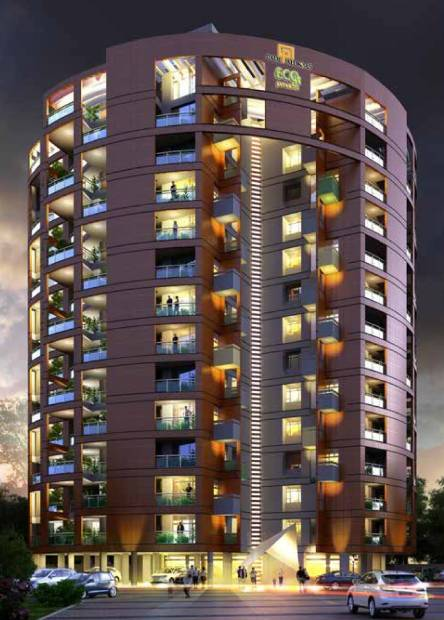 Images for Elevation of Paul Eco Paradise