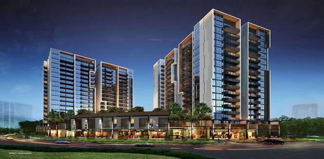 Images for Elevation of M3M Heights