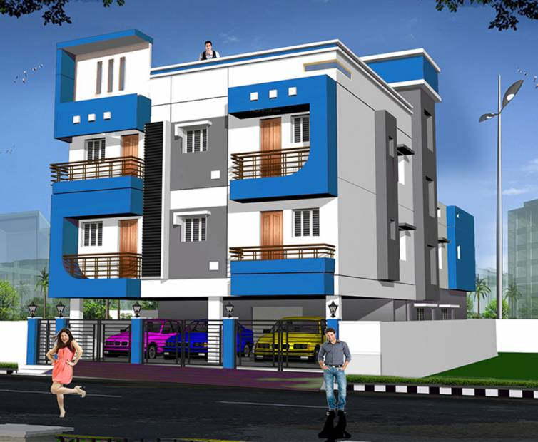 Images for Elevation of RS Apartments At Kolathur
