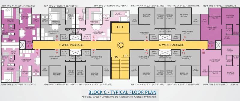 Images for Cluster Plan of Bakeri Shaunak