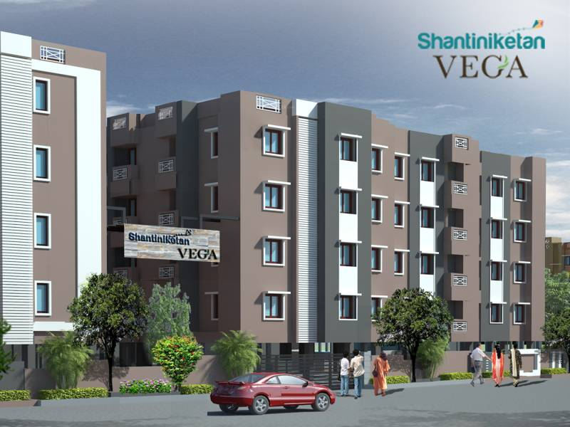 Images for Elevation of Shantiniketan Vega