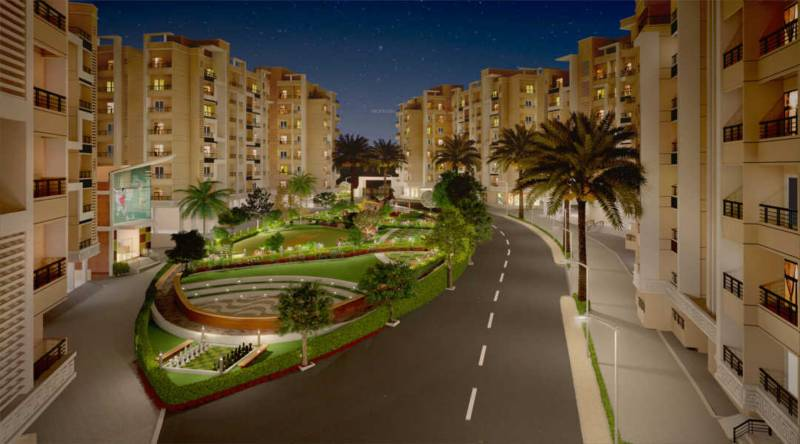 Images for Elevation of Shreeram Aarambh Residency C1 D1