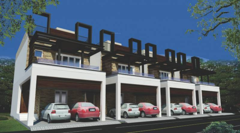 Images for Elevation of MGP Delight Villas