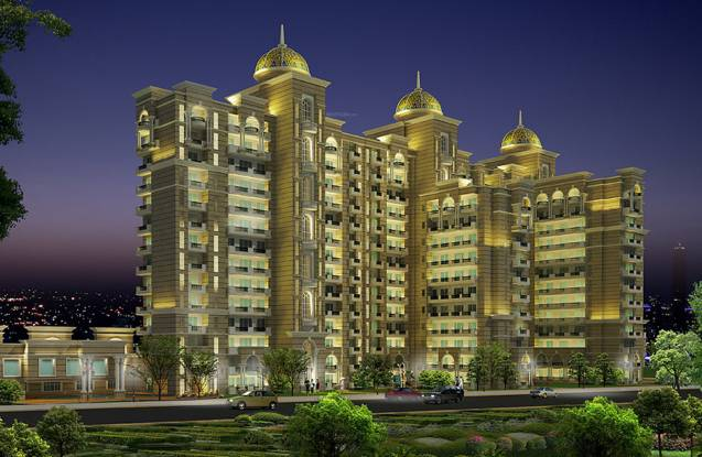 Images for Elevation of Purvanchal Kings Court