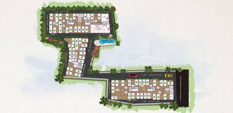 Images for Site Plan of Baron Sonarbhoomi