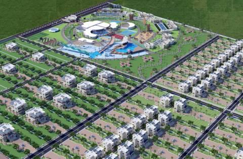 Site Plan Image of Dream India Resort Shamshabad Hyderabad