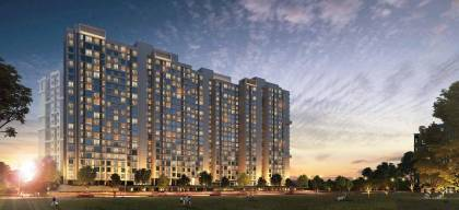 Images for Elevation of Godrej Tranquil