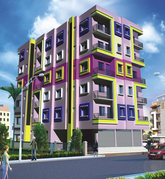 Images for Elevation of Jupiter Suvo Lakshmi Apartment