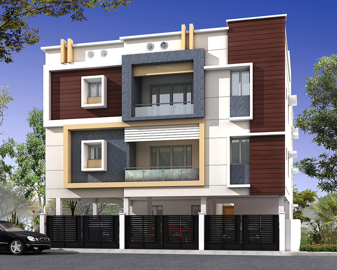 Elevation Stone Chennai : Sq ft bhk t apartment for sale in dharshiny