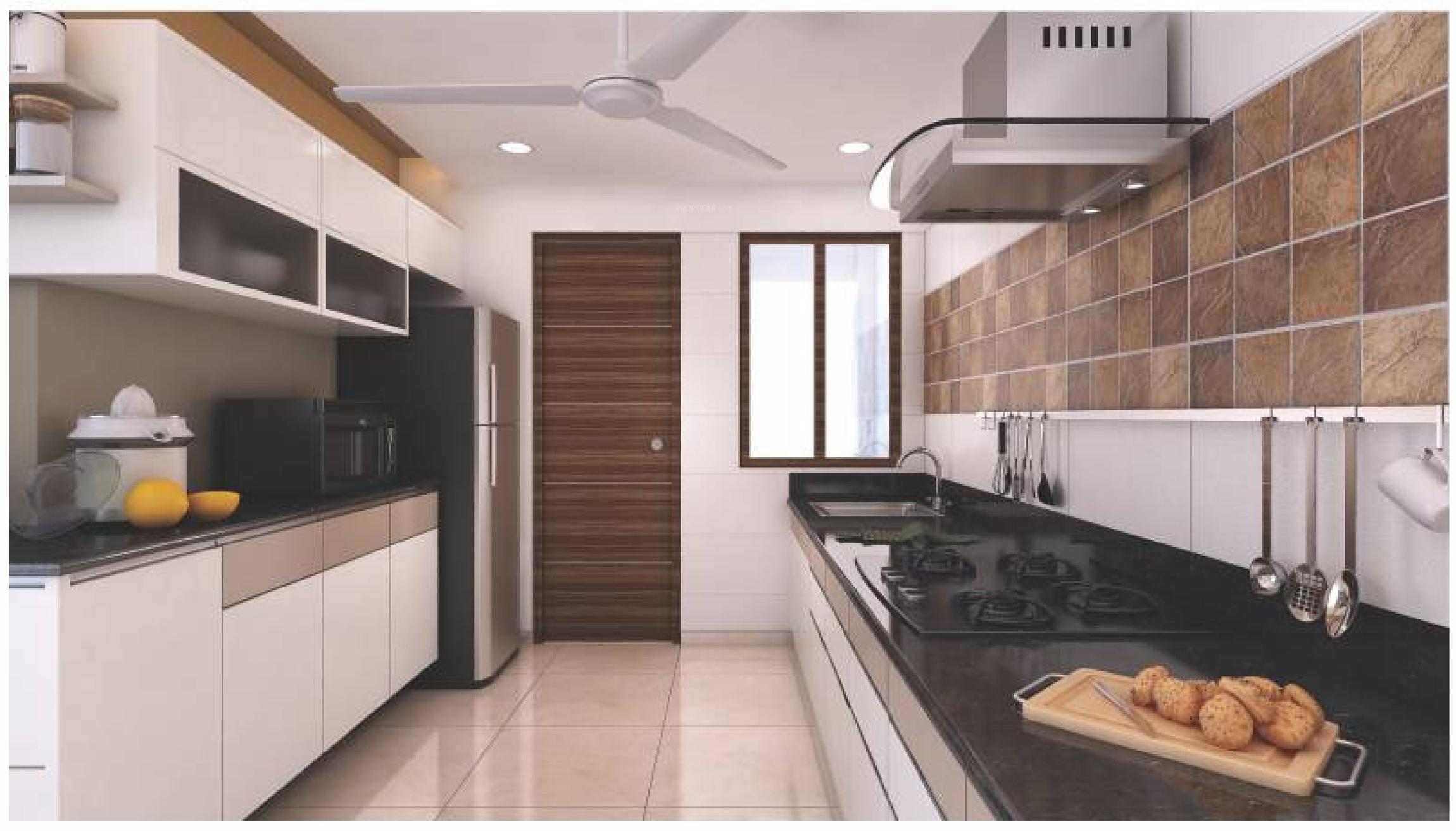 1530 Sq Ft 2 Bhk 2t Apartment For Sale In Sarthak Builder Fortune Urjanagar Gandhinagar