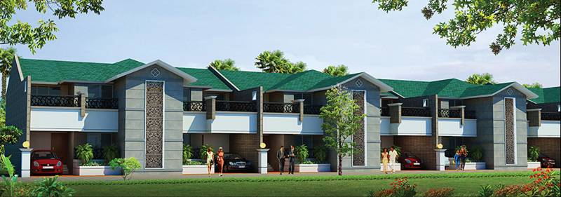 Images for Elevation of Gulmohar Amado Villas