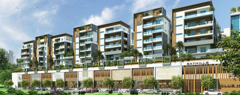 Images for Elevation of Aryamitra Bay Hills