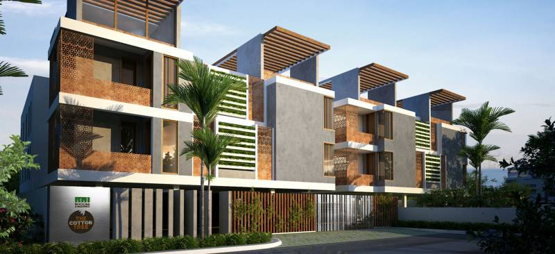 Images for Elevation of Bhoomi Cotton Tree
