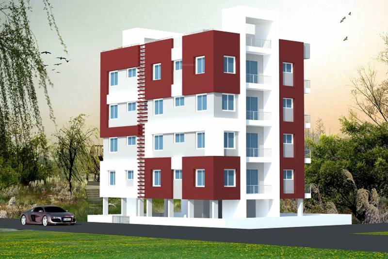 Images for Elevation of Pentagon Aadhya