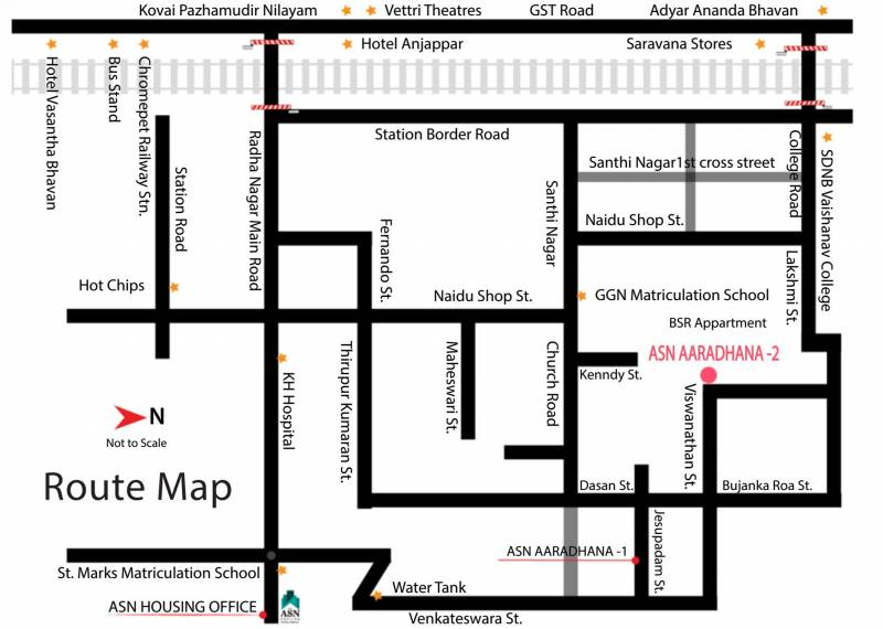 Images for Location Plan of ASN Aaradhana II