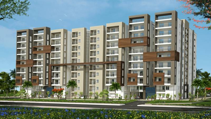Images for Elevation of RNR Fort View Towers
