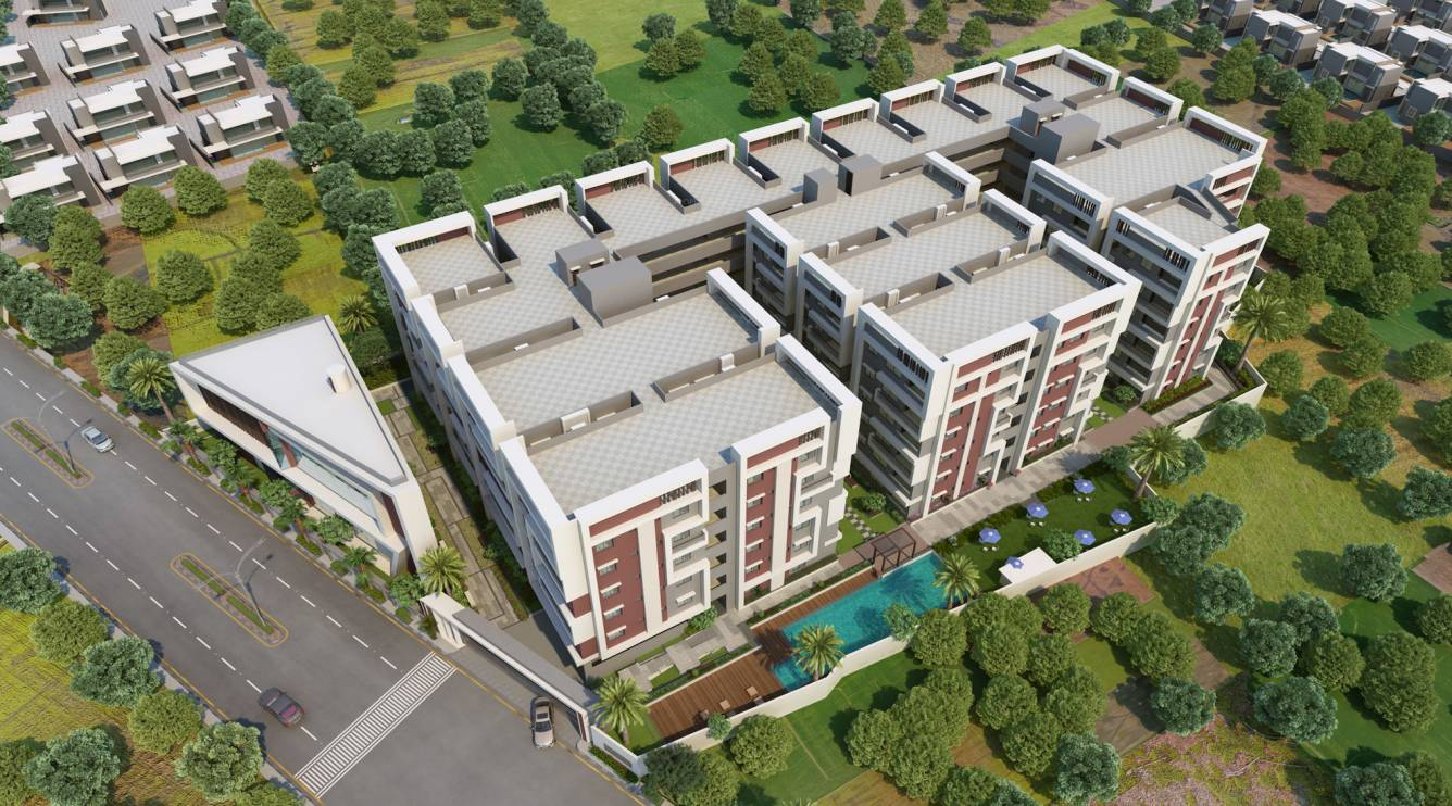 Apartments For Sale In Kompally Hyderabad