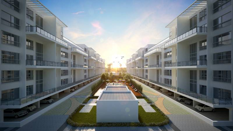 Images for Elevation of Shriram Chirping Woods Villament