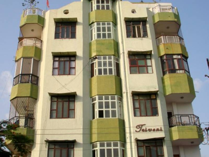 Images for Elevation of SDC Triveni Apartment