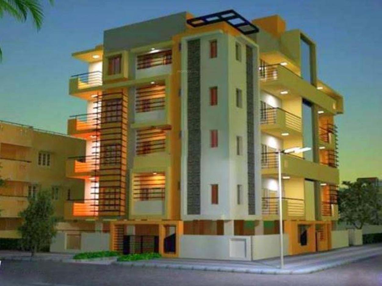 Front Elevation Of House In Kolkata : Main elevation image of apex realty kolkata binapani