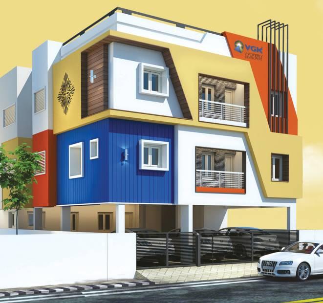 Images for Elevation of VGK Mathura