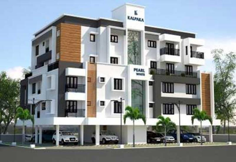 Images for Elevation of Kalpaka Pearl White