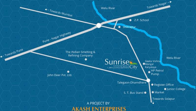 Image of Location Map of Akash Pune Sunrise City Talegaon Dhamdhere on tiber city map, colorful city map, dunedin city map, temecula city map, lecanto city map, port st lucie city map, marco island city map, destin city map, glendale city map, fernandina beach city map, kendall city map, ocoee city map, suwannee county city map, kissimmee city map, raleigh city map, miramar city map, belle isle city map, dunnellon city map, alpharetta city map, seminole city map,