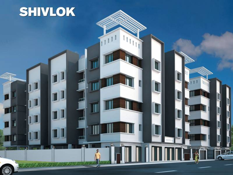 Images for Elevation of Prakash Builders Shivlok