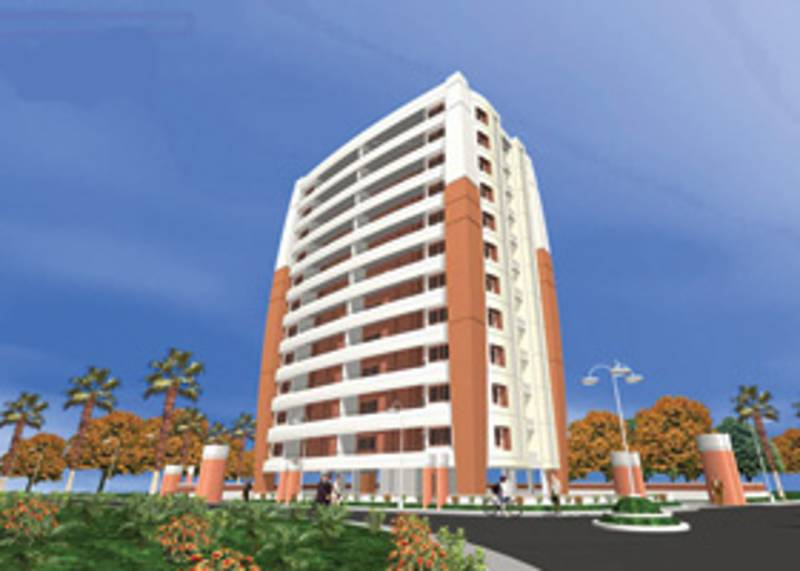 Images for Elevation of Janata Construction Company Shivadeep Residency