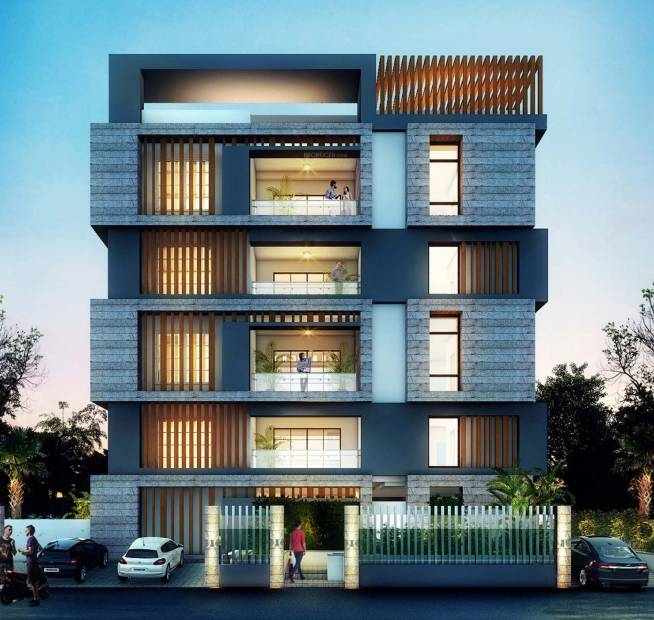 Images for Elevation of Amara Ananya