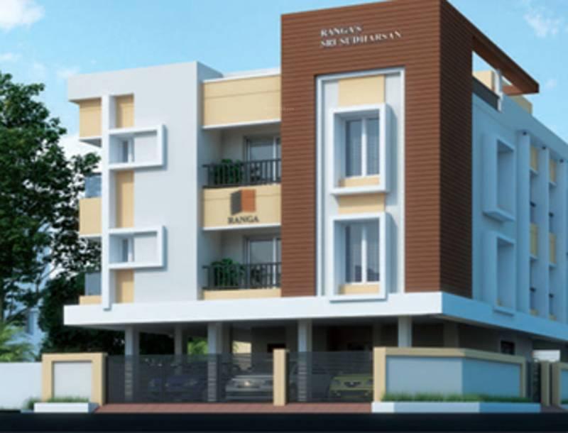 Images for Elevation of Ranga Sri Sudershan